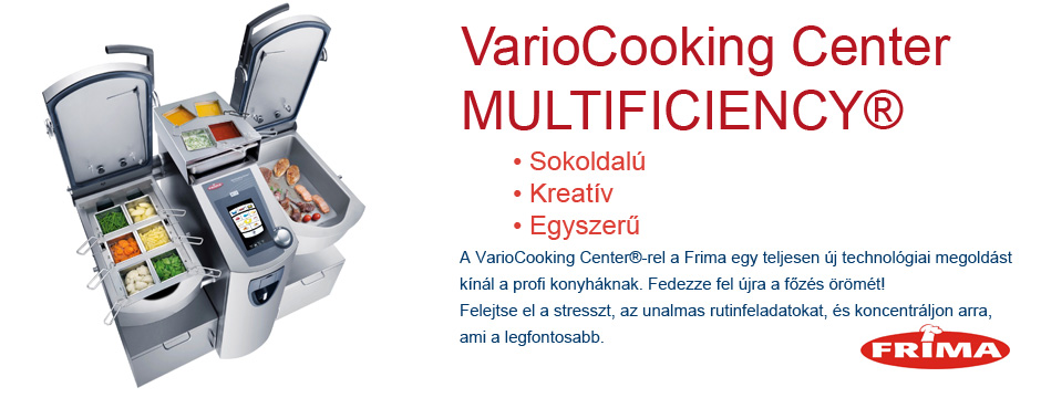 Frima VarioCooking Center